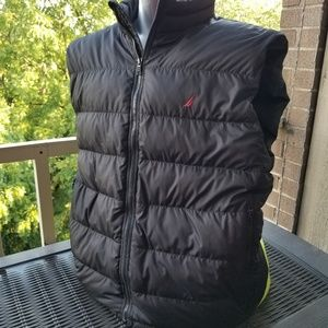 Nautica Down Filled Puffer Quilted Vest XXL